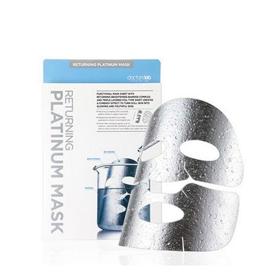 Mặt Nạ Dưỡng Trắng Doctorslab Returning Platinum Mask