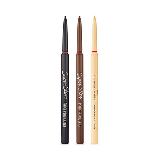 Chì Kẻ Mắt Etude House Super Slim Proof Pencil Liner