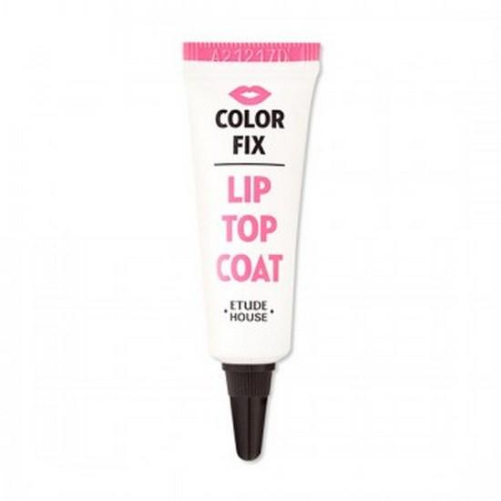 Gel Giữ Màu Son Etude House Color Fix Lip Top Coat