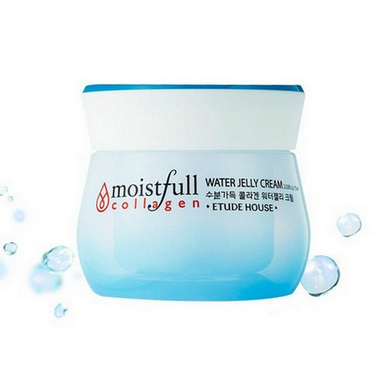 Kem Dưỡng Chống Lão Hóa Dạng Gel  Etude House Moistfull Collagen Water Jelly Cream