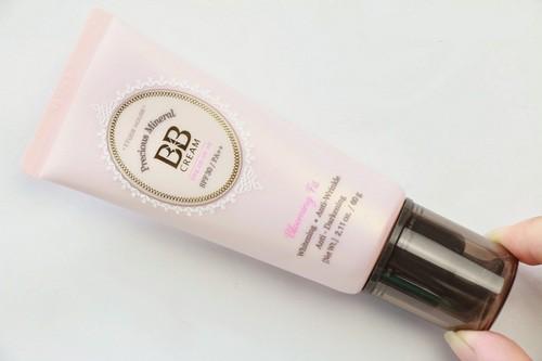 Kem BB Etude House Khoáng Chất Quý Hiếm Precious Mineral Blooming Fit SPF30/PA++ 60ml