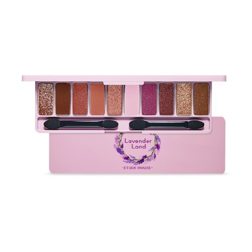 [HOT] Bảng Phấn Mắt 10 Màu Etude House Play Color Eyes #Lavender Land