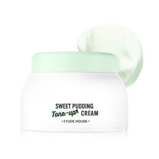 Kem Dưỡng Trắng, Nâng Tone Da Etude House Sweet Pudding Tone-up Cream