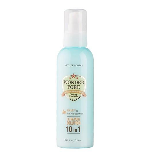 Sữa Dưỡng Thu Nhỏ Lỗ Chân Lông Etude House Wonder Pore Clearing Emulsion 150ml