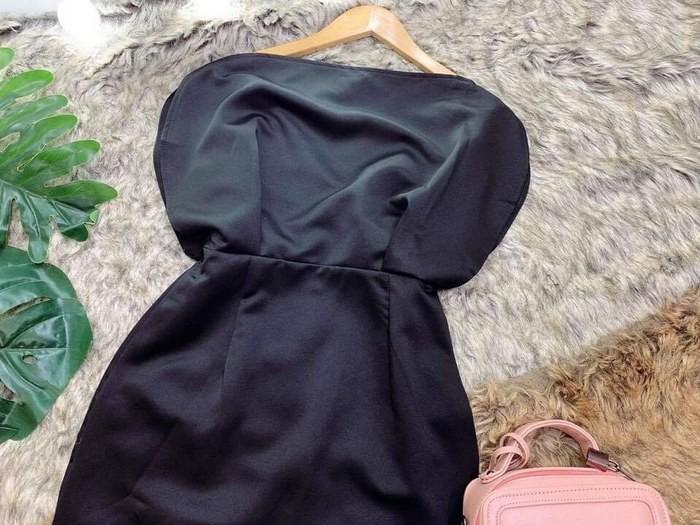 Đầm Body Lệch Vai