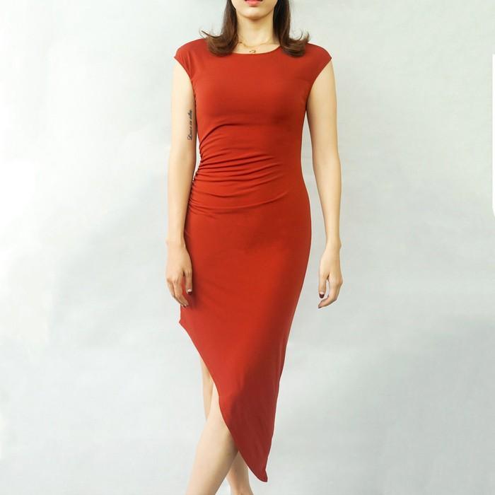 Đầm Body Đỏ BCBG