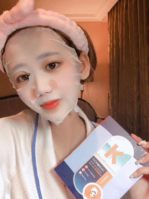 [Đồng giá 11K] Mặt Nạ Giấy Chăm Sóc Da Toàn Diện Foodaholic Essential Mask 23g