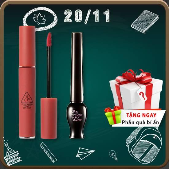 20/11- Combo Hoài Niệm Cô Chủ Nhiệm Make Up Set