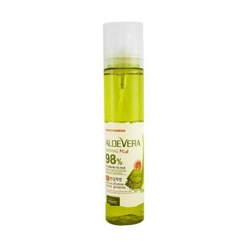Xịt Khoáng Lô Hội White Organia Good Nature Aloe Vera Soothing Gel Mist 115ml