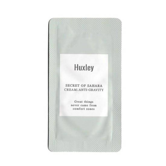 Combo 5 Kem Dưỡng Da Ngăn Ngừa Lão Hóa Huxley Secret Of Sahara Cream Anti-Gravity 1ml