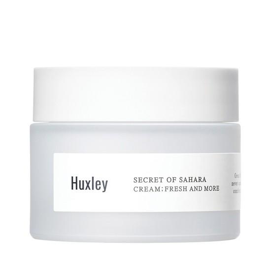 Kem Dưỡng Ẩm Chiết Xuất Xương Rồng Huxley Secret Of Sahara Cream Fresh And More