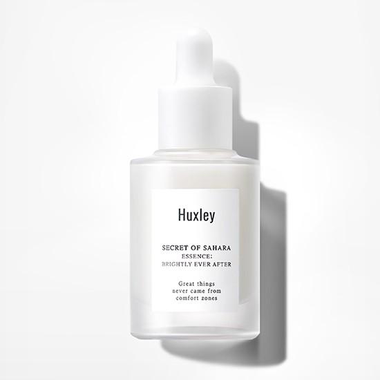 Tinh Chất Dưỡng Sáng Da Cao Cấp Huxley Secret Of Sahara Essence Brightly Ever After 30ml