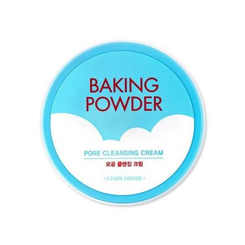 Kem Tẩy Trang Làm Sạch Sâu Etude House Baking Powder Pore Cleansing Cream 180ml