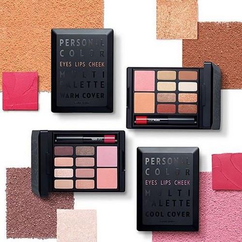 Bảng Makeup Đa Năng Etude House Personal Color Multi Palette Cool Cover