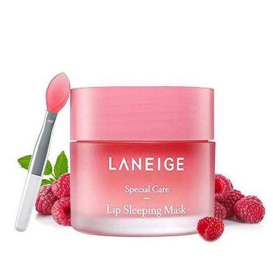 Mặt Nạ Ngủ Dưỡng Ẩm Môi Và Phục Hồi Môi Thâm Laneige Lip Sleeping Mask (Berry) 20g