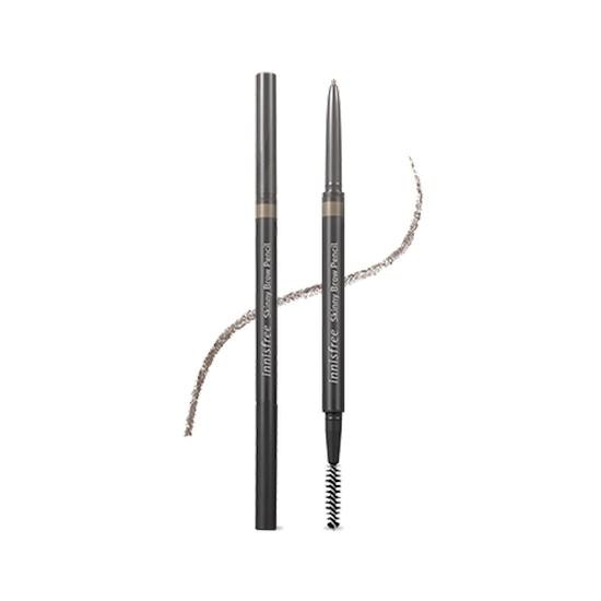 Chì Kẻ Lông Mày Siêu Mảnh Innisfree Skinny Brow Pencil