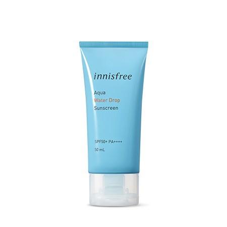 Kem Chống Nắng Dưỡng Ẩm Innisfree Aqua Water Drop Sunscreen SPF50+ PA++++ 50ml