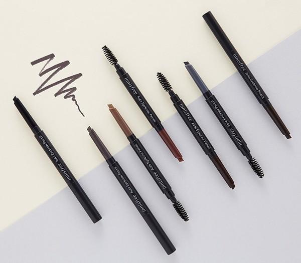 Chì Kẻ Mày Innisfree Auto Eyebrow Pencil (Phiên bản mới 2019)