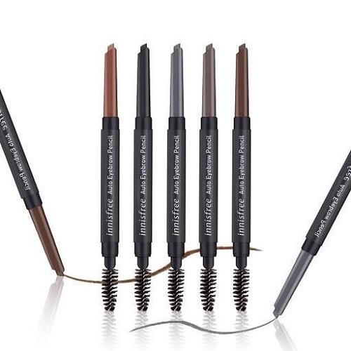 Chì Kẻ Mày Innisfree Auto Eyebrow Pencil (Phiên bản mới 2019) - BIG SALE
