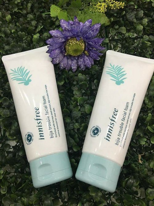 [BIG SALE] Sữa Rửa Mặt Innisfree Bija Trouble Facial Foam 150 mL