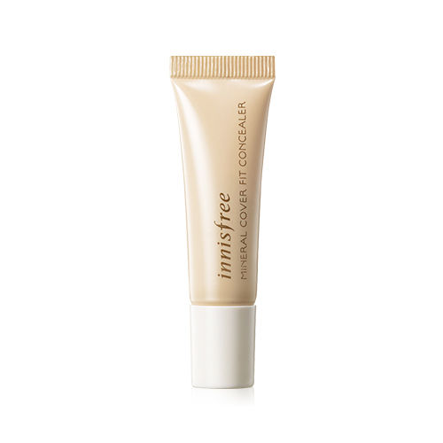 Kem Che Khuyết Điểm Innisfree Mineral Cover Fit Concealer