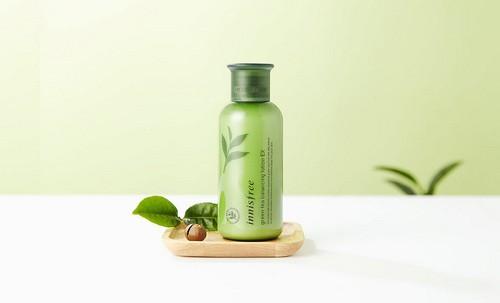 Sữa Dưỡng Da Trà Xanh Innisfree Green Tea Balancing Lotion Ex 160ml