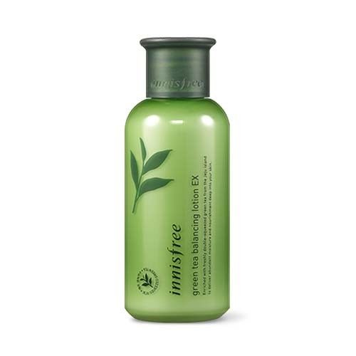Sữa Dưỡng Da Trà Xanh Innisfree Green Tea Balancing Lotion 160ml - [HSD - 09/2019]