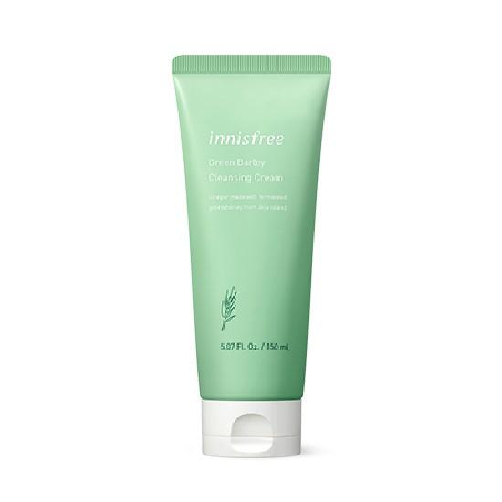 Kem Tẩy Trang Lúa Mạch Innisfree Green Barley Cleansing Cream 150ml