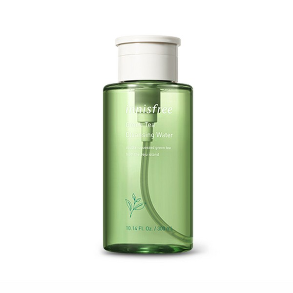 Nước Tẩy Trang Chiết Xuất Trà Xanh Innisfree Green Tea Cleansing Water 300ml