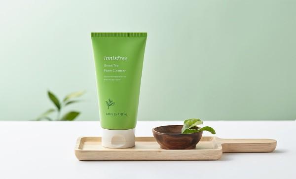 [SUPER SALES] Sữa Rửa Mặt Trà Xanh Innisfree Green Tea Cleansing Foam 150ml