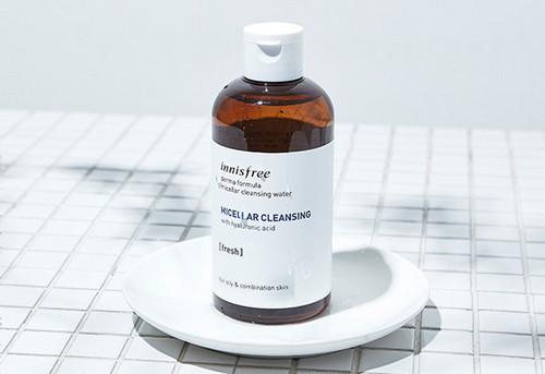 [ BIG DEALS ] Nước Tẩy Trang Dưỡng Ẩm  Innisfree Derma Formula Micellar Cleansing Water 250ml