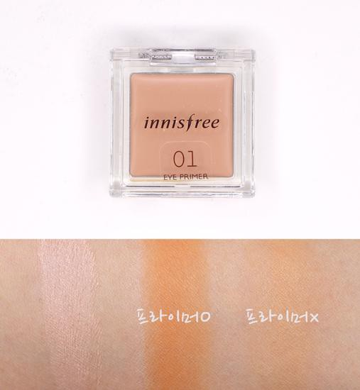 Kem Lót Mắt Innisfree My Palette Eye Shadow Eye Primer