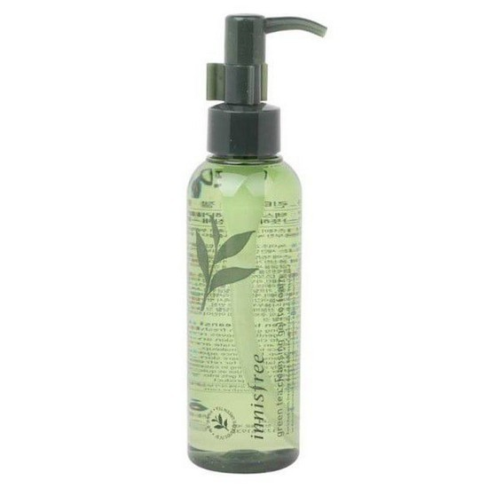 [BIG SALE] Sữa Rửa Mặt Dạng Gel Tạo Bọt Innisfree Green Tea Cleansing Gel-To-Foam