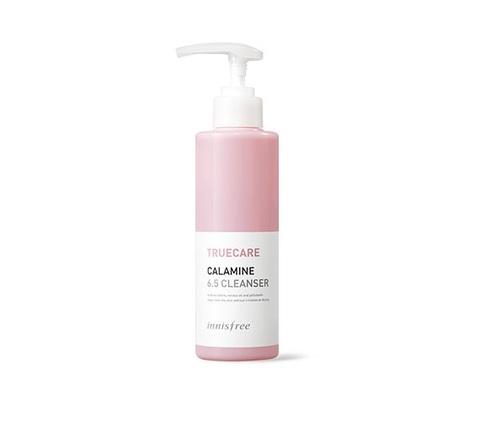 Sữa Rửa Mặt Chăm Sóc Da Chuyên Sâu Innisfree TrueCare Calamine 6.5 Cleanser 200ml