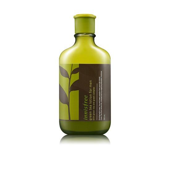 Sữa Dưỡng Dành Cho Nam Innisfree Green Tea Lotion For Men