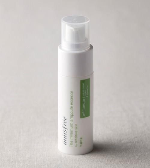 Tinh Chất Dưỡng Dành Cho Da Nhạy Cảm Innisfree The Minimum Ampoule Essence For Sensitive Skin 30ml