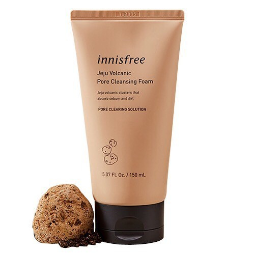 [SUPER SALES] Sữa Rửa Mặt Innisfree Jeju Volcanic Pore Cleansing Foam 150ml