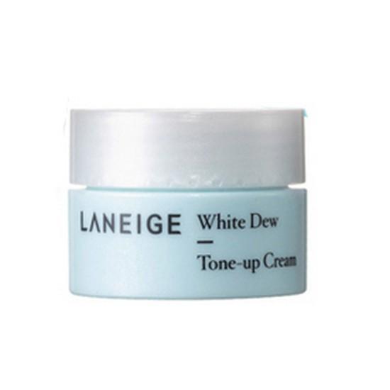 Kem Dưỡng Trắng Da Laneige White Dew Tone Up Cream 10ml (Dùng Thử)