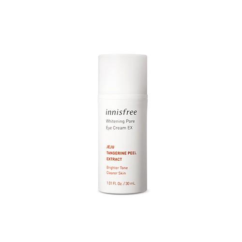 Kem Dưỡng Sáng Da Và Giảm Thâm Quầng Mắt Innisfree Whitening Pore Eye Cream 30ml