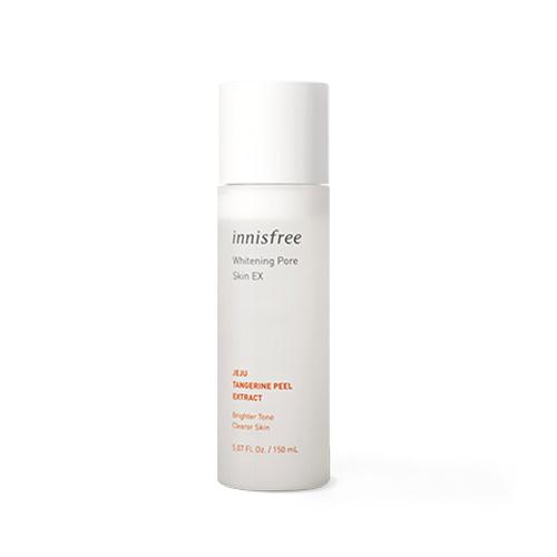 Nước Hoa Hồng Dưỡng Trắng Da Và Se Khít Lỗ Chân Lông Innisfree Whitening Pore Skin 150ml