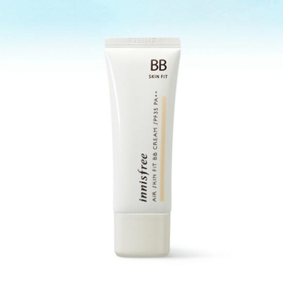 Kem Nền Đa Năng Innisfree Air Skin Fit BB Cream SPF 35+ PA+++