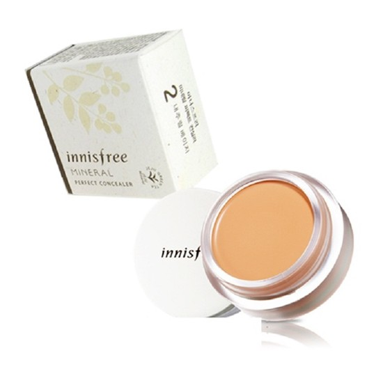 Che Khuyết Điểm Từ Bột Khoáng Innisfree Mineral Perfect Concealer