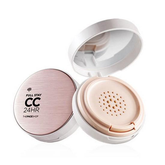 Kem CC Bền Màu 24H The Face Shop 24 Hour Full Stay CC Cream SPF50/PA+++ - 16g