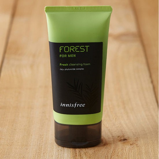 Sữa Rửa Mặt Cho Nam Innisfree Forest For Men Fresh Cleansing Foam 150ml