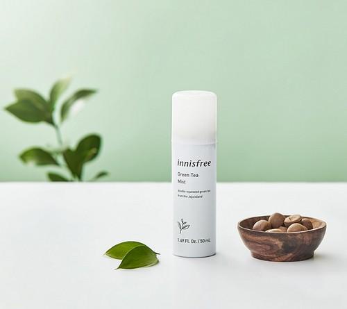 Xịt Khoáng Trà Xanh Innisfree Green Tea Mist 50ml