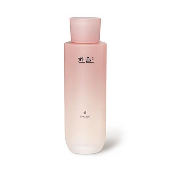 Nước Hoa Hồng Dưỡng Ẩm Chiết Xuất Gạo Đỏ Lên Men Hanyul Rice Essential Skin Softner 150ml