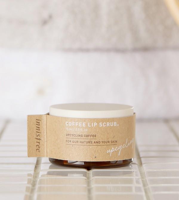 Gel Tẩy Tế Bào Chết Giúp Đôi Môi Căng Mọng Và Hồng Hào Innisfree Coffee Lip Scrub 15ml