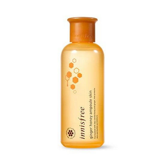 [NEW] Tinh Chất Dưỡng Trắng Cấp Ẩm Gừng Mật Ong Innisfree Ginger Honey Ampoule Skin
