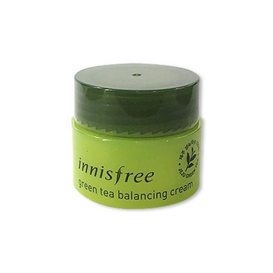 Kem Dưỡng Trà Xanh Innisfree Green Tea Balancing Cream 5ml