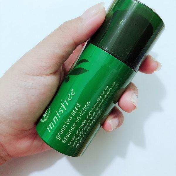 [BIG SALES] Sữa Dưỡng Tinh Chất Trà Xanh Innisfree Green Tea Seed Essence-In-Lotion 30Ml